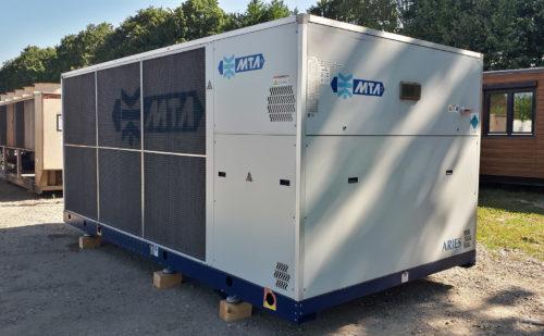 Agregat wody lodowej MTA 308 kW