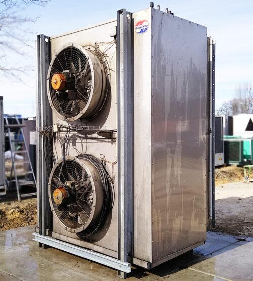 Zamrożenie szokowe Bitzer/Guntner 110 kW