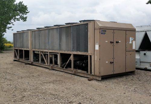 AGREGAT WODY LODOWEJ YORK 930 kW