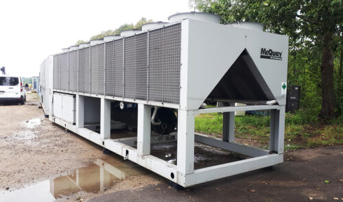 Aircooled chiller McQuay 953 kW
