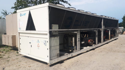 Agregat wody lodowej Clivet WDATB 1384 kW