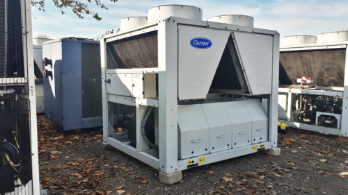 Aircooled chiller Carrier 30RB 227 kW