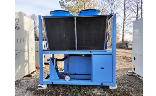 Aircooled chiller Blue Box TETRIS 160 kW