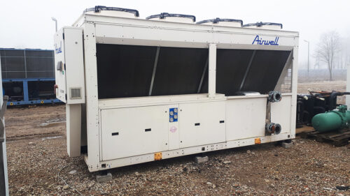 Air cooled chiller Airwell 307 kW