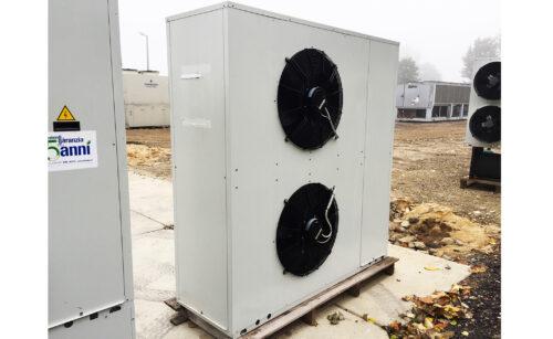 Agregat wody lodowej Blue Box Epsilon Echos 40 kW