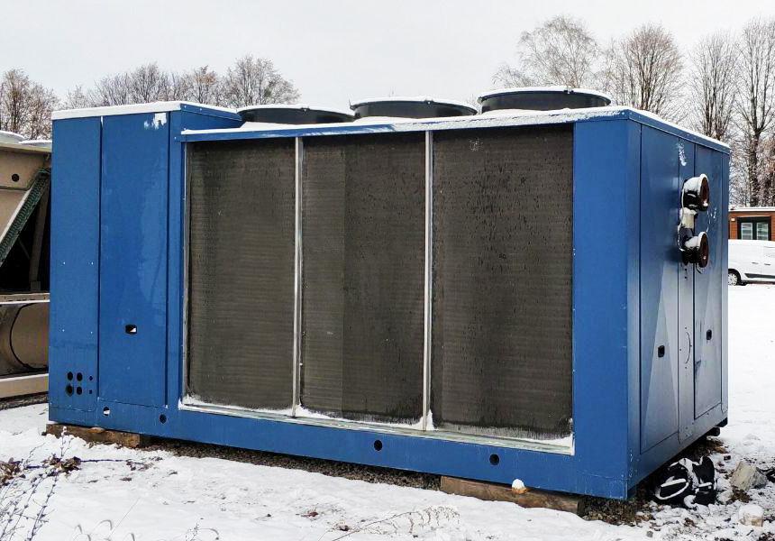 ледовые арены охлаждение