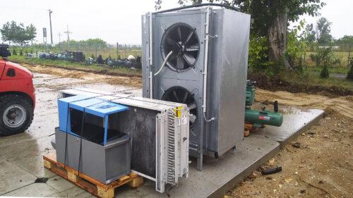 Zamrożenie szokowe Gunter 13,2 kW